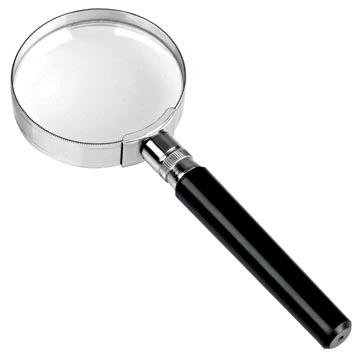 Wonday loupe diamètre: 90 mm, grossit 3 fois, sous blister
