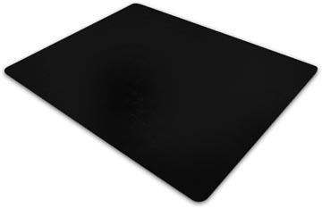 Floortex tapis de sol Cleartex Advantagemat, pour moquette, rectangulaire, ft 90 x 120 cm, noir