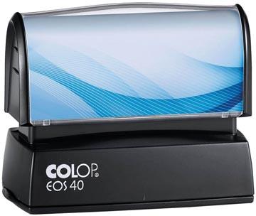 Colop EOS 40 Xpress cachet bleu