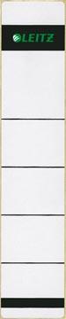 Leitz étiquettes de dos ft 39 x 191 mm, gris