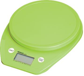 Maul pèse-lettres MAULgoal, pèse jusqu'à 5 kg, vert