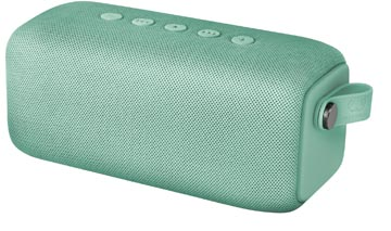 Fresh n' Rebel Rockbox Bold M, haut-parleur Bluetooth portable, Misty Mint/Peppermint
