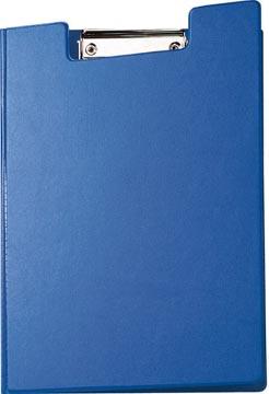 Maul chemise pince met kopklem en insteek, en PP, pour ft A4, blauw
