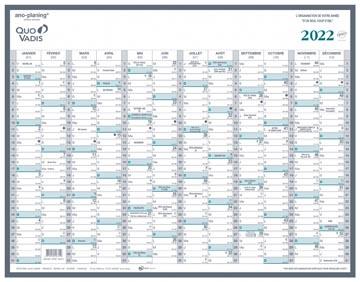 Quo Vadis Calendar Manager, 2022