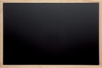 Maul tableau à craie avec cadre en bois, ft 60 x 90 cm