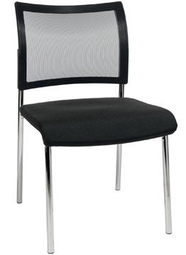 Topstar chaise de bureau Visit 10, noir