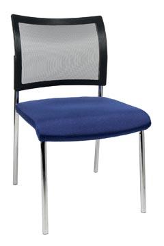 Topstar chaise de bureau Visit 10, bleu