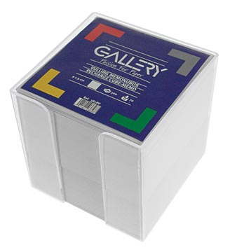 Gallery cube-mémo