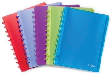 Atoma protège-documents pour ft A4, 60 pochettes