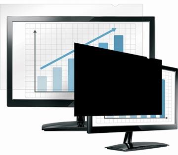 Fellowes filtre de confidentialité pour ordinateur portable à écran panoramique 24 pouces