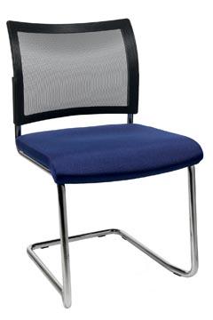Topstar chaise de bureau Visit 20 bleu