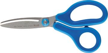 Plus FitCut Curve KIDS ciseaux, lames en fluorine, 14,5 cm, bleu, sous blister