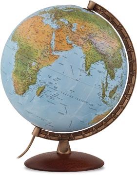 Globe Primus, diamètre 30 cm, français