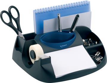 Maped porte-accessoires Maxi Office Essentials, noir/bleu