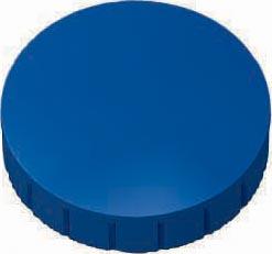 Maul aimant Solid, diamètre 32 mm x 8,5 mm, bleu, boîte de 10 pièces