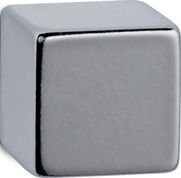Maul aimant neodymium forme cubique, ft 15 x 15 x 15 mm, 1 pièce