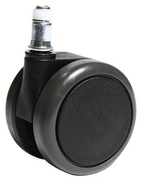 Roues pour surfaces dur, diamètre: 60 mm, paquet de 5 pièces