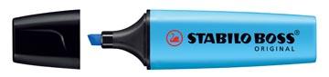 STABILO surligneur BOSS ORIGINAL, bleu