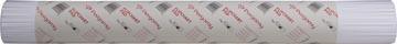Pergamy papier pour tableau de conférence ft 65 x 98, blanc, neutre, rouleau de 50 feuilles