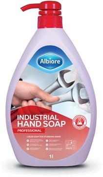 Albiore savon industriel pour les mains, flacon de 1 l