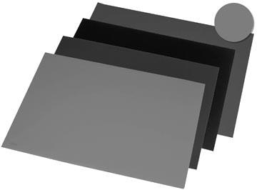 Rillstab sous-main ft 40 x 53 cm, gris