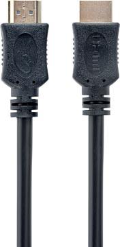 Gembird Cablexpert câble HDMI avec Ethernet, série select, 4,5 m
