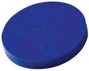 Godet antiverse pour peinture couvercle bleu (125 ml)