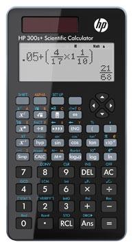 HP calculatrice scientifique 300S+