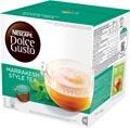 Nescafé Dolce Gusto dosettes de thé, marrakesh, paquet de 16 dosettes