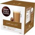 Nescafé Dolce Gusto dosettes de café, café au lait, paquet de 16 dosettes