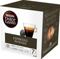 Nescafé Dolce Gusto dosettes de café, Espresso Intenso, paquet de 16 dosettes