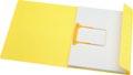 Jalema Chemise avec clip Secolor pour ft folio (35 x 25/23 cm), jaune