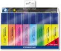 Staedtler surligneur Textsurfer Classic, étui de 8 pièces en couleurs assorties