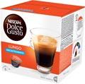 Nescafé Dolce Gusto dosettes de café, Lungo Decaffeinato, paquet de 16 dosettes