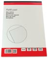 STAR bloc de papier à lettres, ft A4, ligné, 100 feuilles