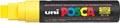 uni-ball Marqueur peinture à l'eau Posca PC-17K jaune
